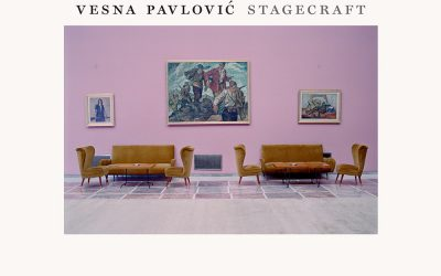 Years of engagement with historical archives has led to a Smithsonian artist fellowship for Vesna Pavlović.