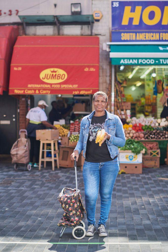 Personal work Portrait Photogrpher Amit Lennon Nour Cash and Carry